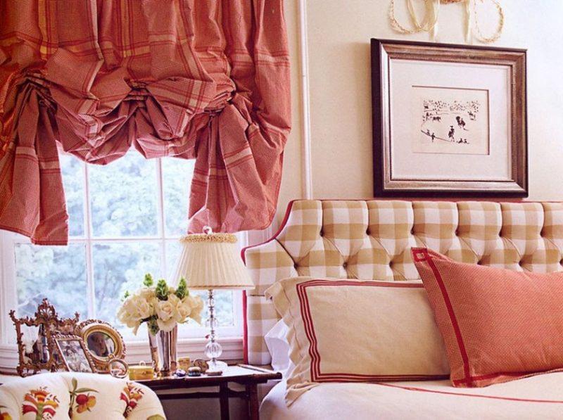 портьеры в спальню фото новинки