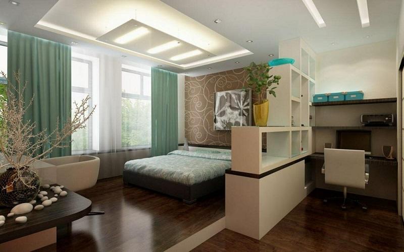 планировка хрущевки 2 комнаты