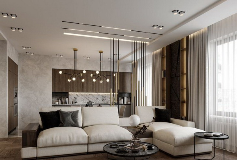 лампы для натяжных потолков