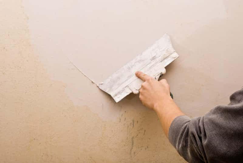 сколько нужно шпаклевки на 1м2 стены