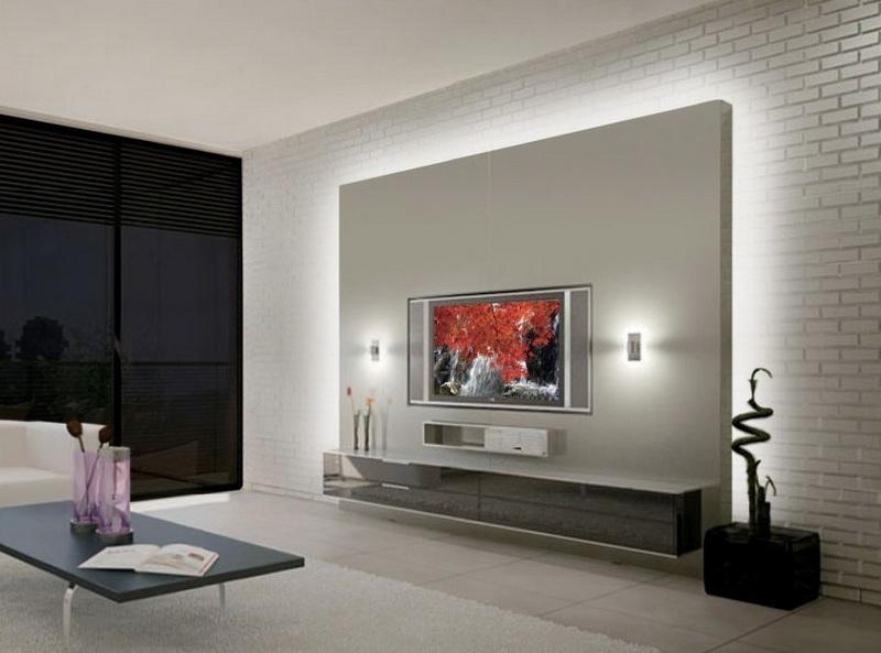 закарнизная подсветка потолка светодиодной лентой