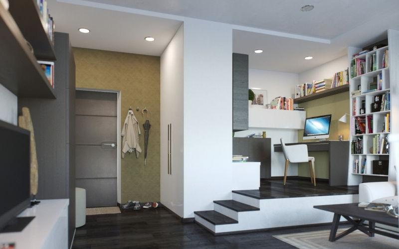 ремонт 2 комнатной квартиры панельного дома