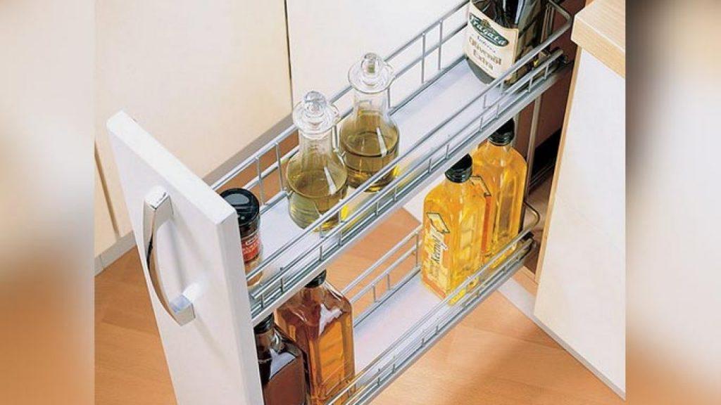 кухонный гарнитур угловой для маленькой кухни