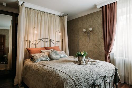 спальный гарнитур в классическом стиле