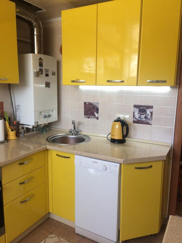 кух гарнитуры для маленькой кухни фото
