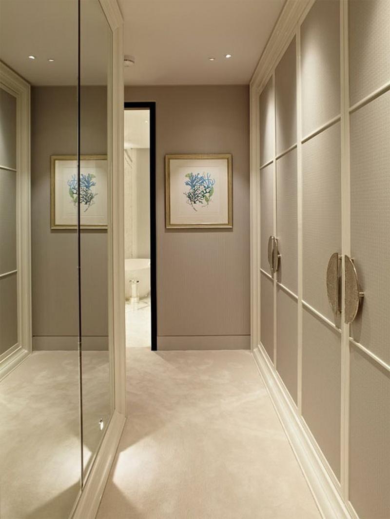 коридор из комнат