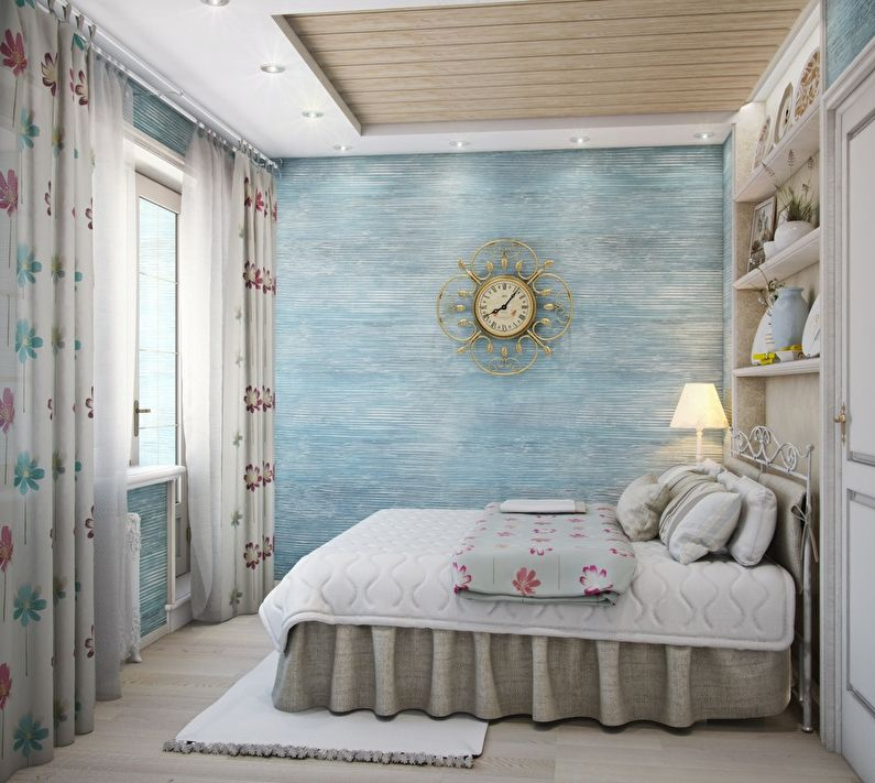 спальня в стиле классика