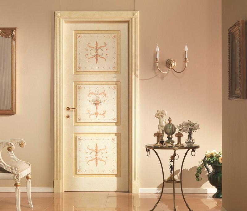 отделка откосов входной двери изнутри