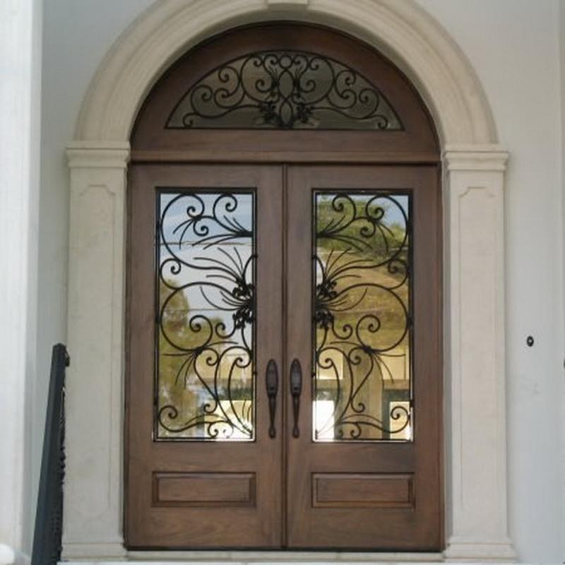 отделка входной двери изнутри своими руками