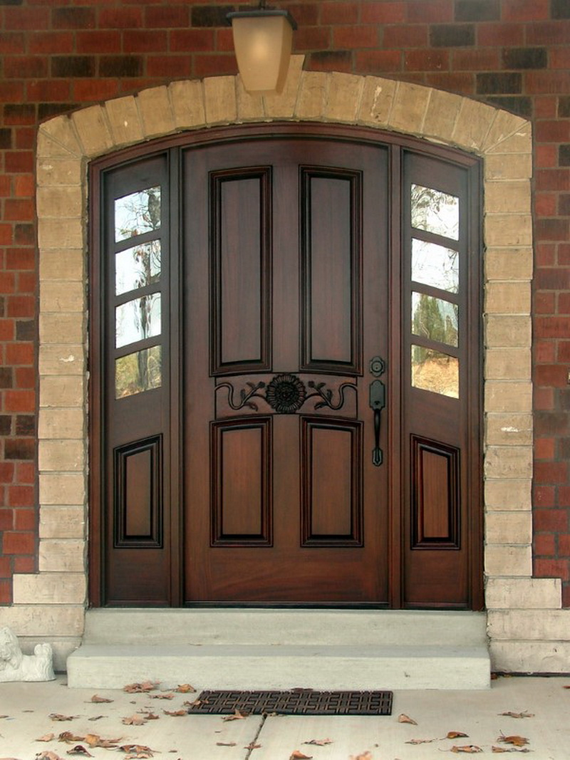 откосы на входную дверь своими руками