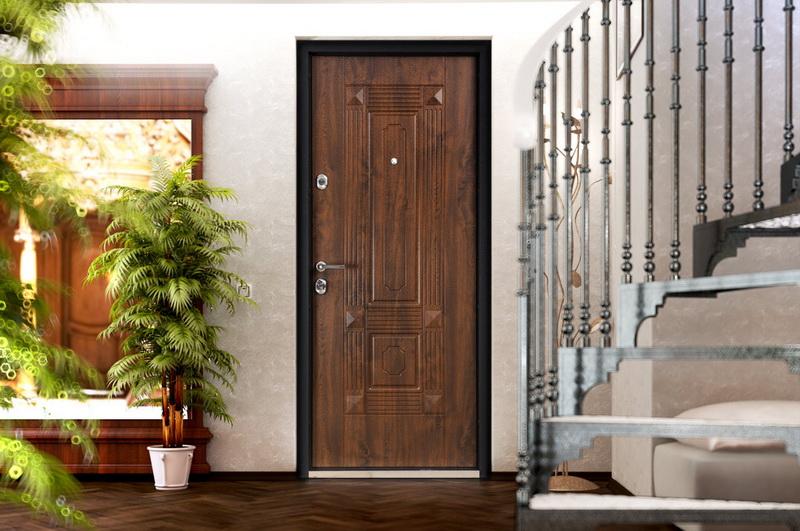 отделка дверных откосов после установки входной двери