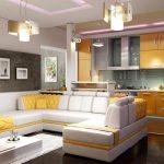 мебель в гостиной