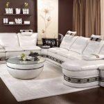 современный диван в гостиную